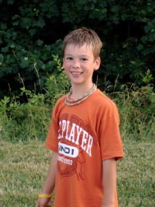 Hunter at 9