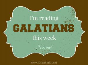 Galatians Challenge