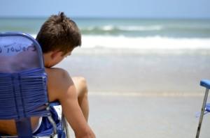 P beach chair July 14