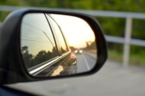 Side mirror July 14
