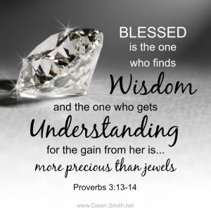 Prov 3.13 Wisdom