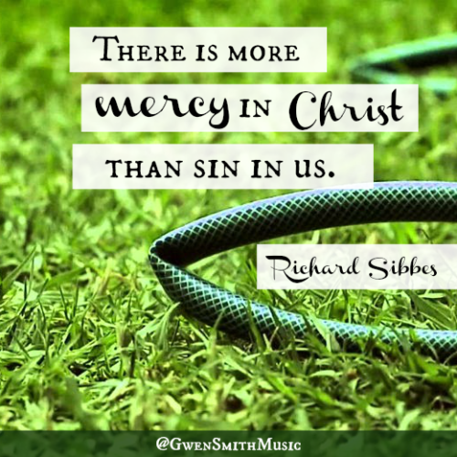 Mercy in Christ