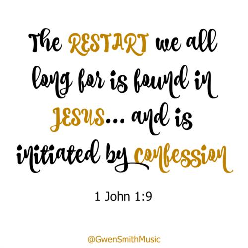 Restart JESUS