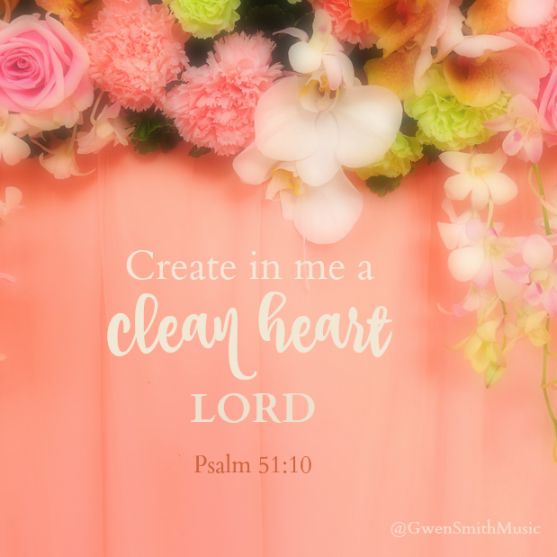 Clean Heart Ps 51