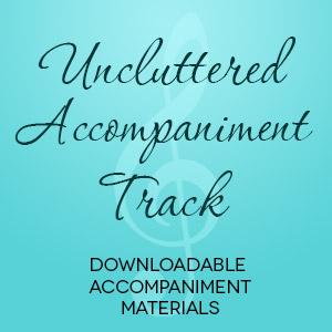 UnclutteredAccompanimentTrack