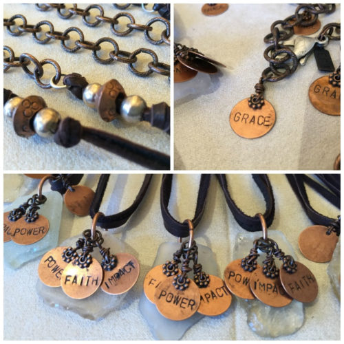IWIA Necklace Collage