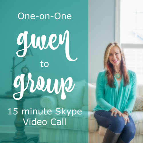 gwen to group call