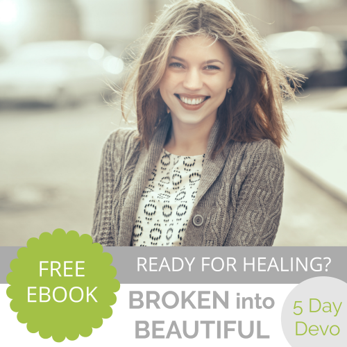 Free Broken Into Beautiful Ebook
