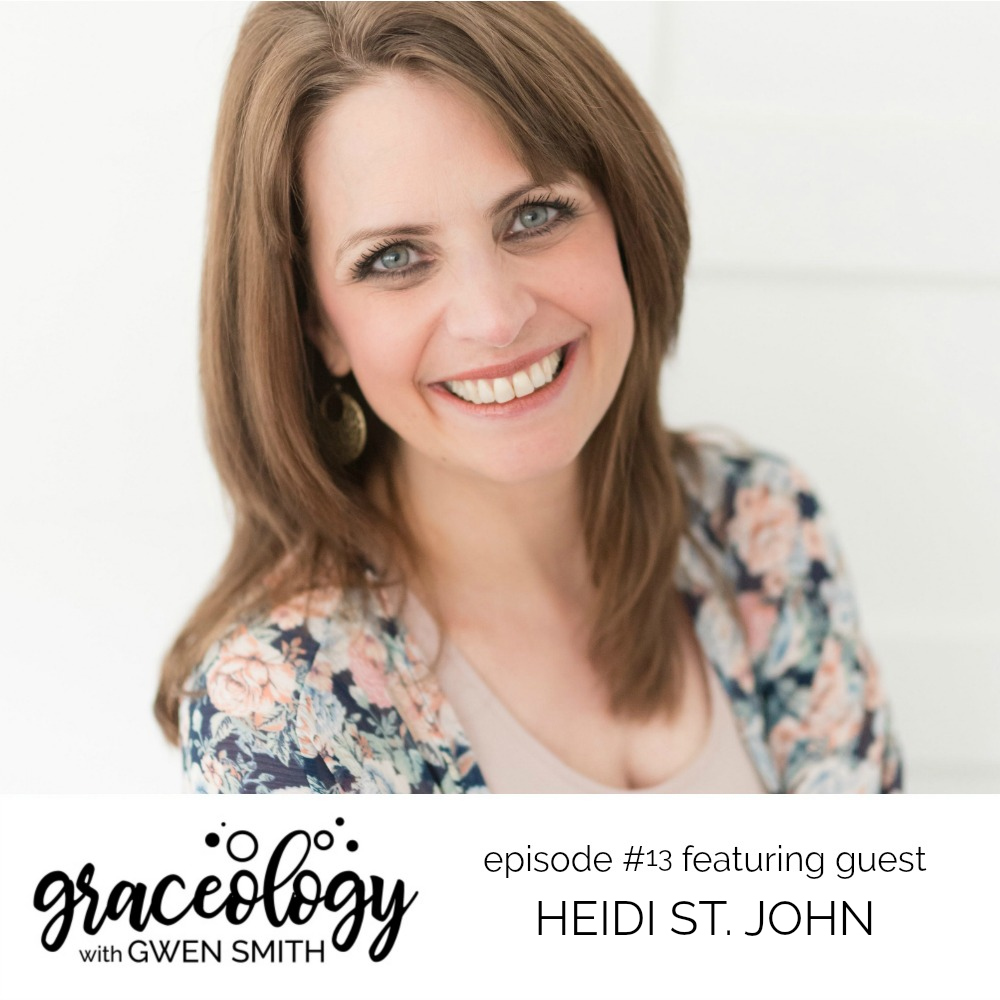 Heidi St. John