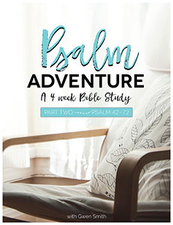 Psalm Adventure with Gwen Smith