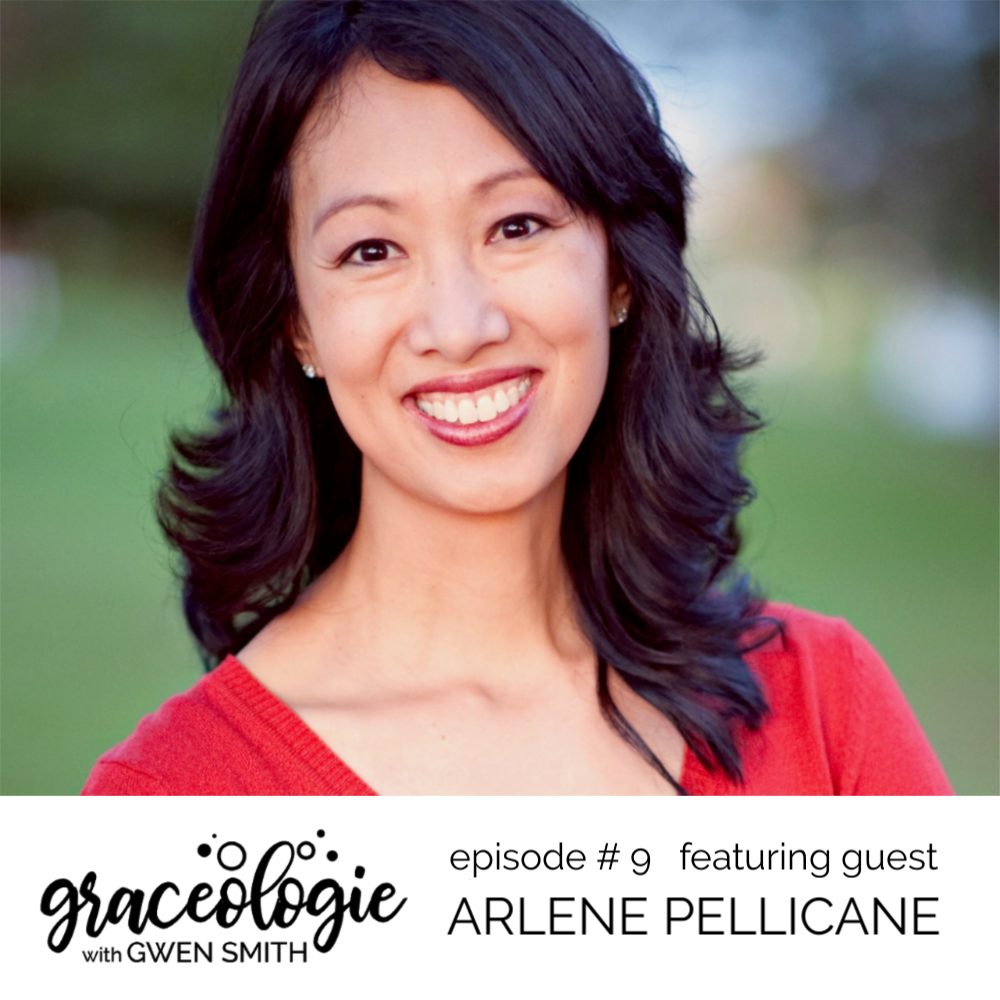 Arlene Pellicane on GRACEOLOGIE with Gwen Smith