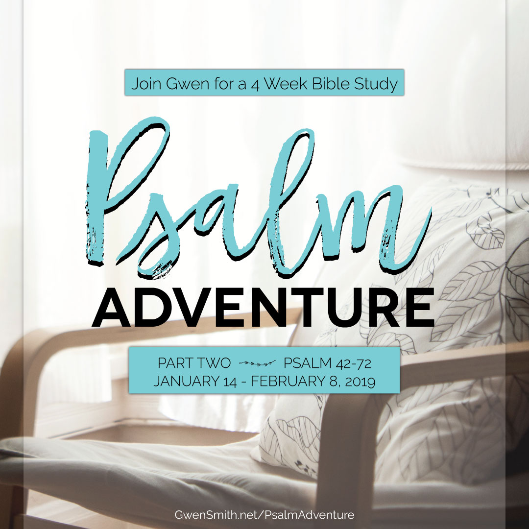 Psalm Adventure, Part I