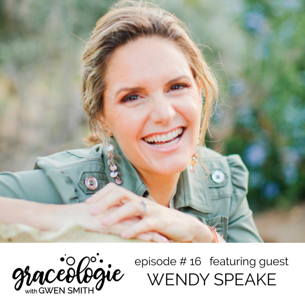 Wendy Speake