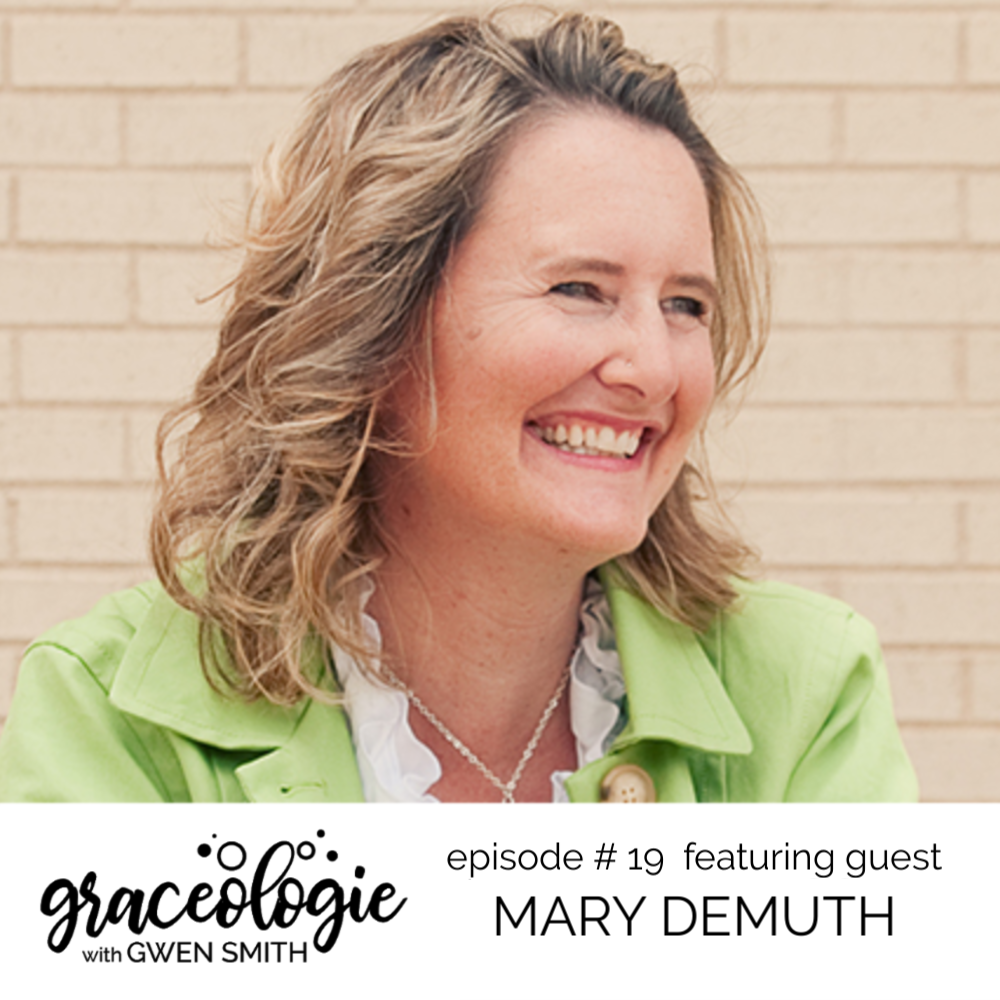 Mary DeMuth