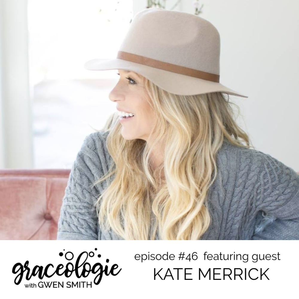 Heather Avis on the GRACEOLOGIE with Gwen Smith podcast