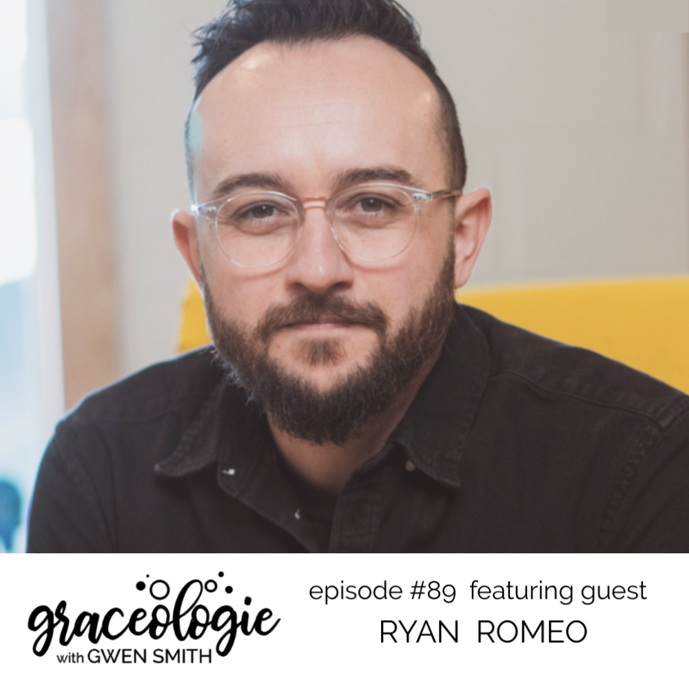 Kasey Van Norman on the Graceologie with Gwen Smith podcast