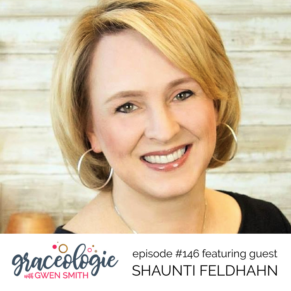 Shaunti Feldhahn on the Graceologie with Gwen Smith podcast